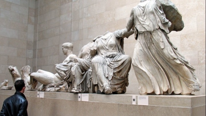 Greece should be the keeper of the Parthenon marbles, Washington Post article claims