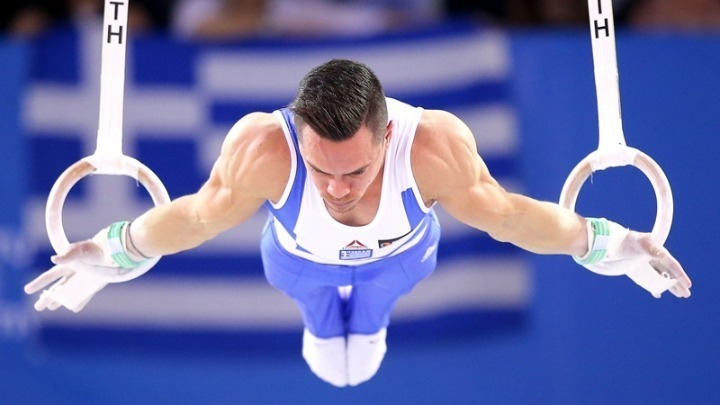 Lefteris Petrounias wins gold in Melbourne, ahead of Tokyo Olympics