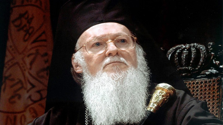 The Ecumenical Patriarchate congratulates the new President of the United States
