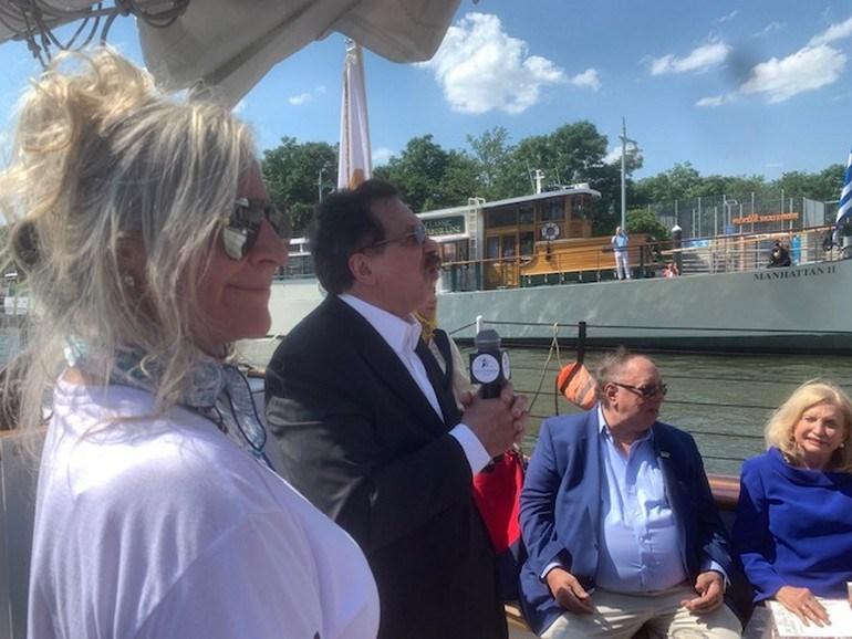 Sail to Freedom: Η Νέα Υόρκη γιόρτασε με μεγαλοπρέπεια τα 200 χρόνια από την Ελληνική Επανάσταση