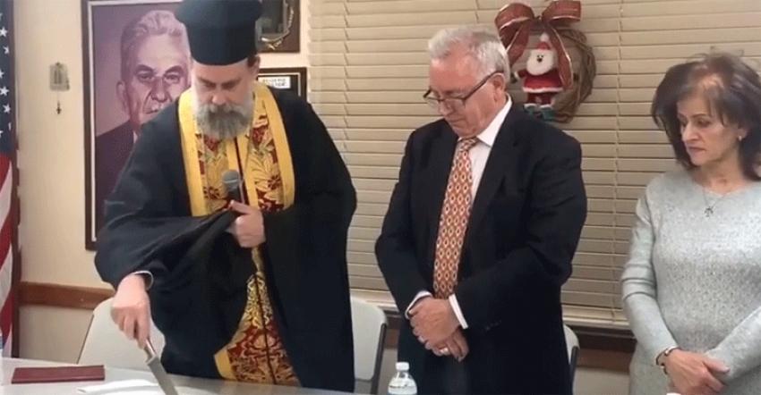 Η Γενική Συνέλευση του Συλλόγου Ελληνοαμερικανών Ιδιοκτητών Ακινήτων έκοψε την πίτα της