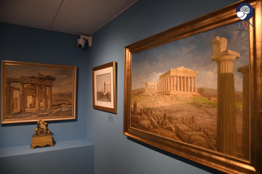 Ένα μουσείο-φόρος τιμής στους Φιλέλληνες - Ο ιδρυτής του Κων. Βελέντζας ξεναγεί το HDN!