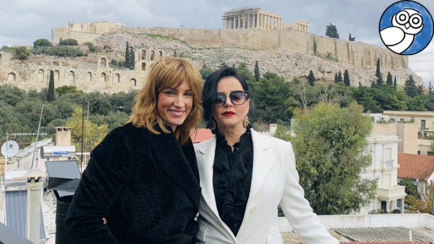 Συνέντευξη της ηθοποιού Δέσποινας Μοίρου στο Hellenic Daily News