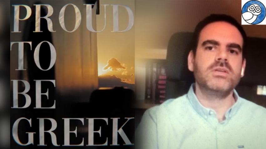 Αντώνης Βενίτης: Ο άνθρωπος πίσω από το viral βίντεο για την Ελλάδα